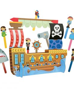 Puppet Craft & Play Sets