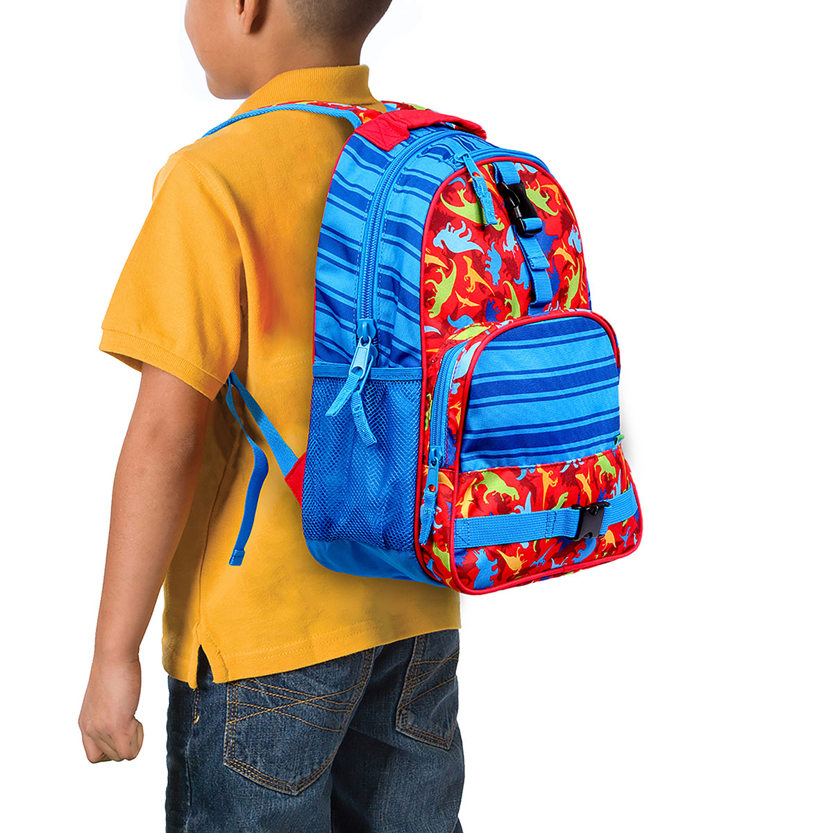 c3a26e28d5ca STEPHEN JOSEPH ALL OVER PRINT BACKPACK DINO (F16)